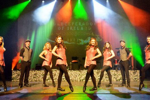 Danceperados Of Ireland An Authentic Show Of Irish Music, Song & Dance By Gregor Eisenhuth A