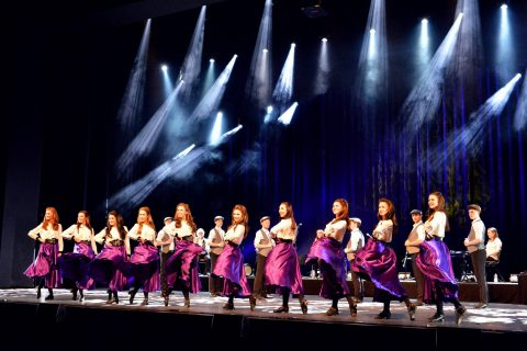 Danceperados Of Ireland An Authentic Show Of Irish Music, Song & Dance By Gregor Eisenhuth Live C Big Line
