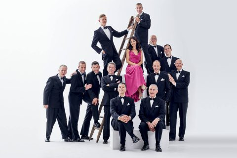 Max Raabe & Palast Orchester Grp. 2017