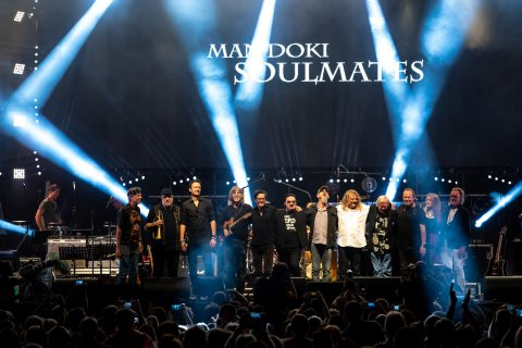The Man Doki Soulmates Budapest 2017 The Band