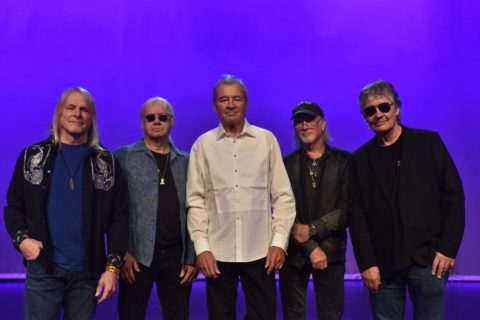 DEEP PURPLE 2020 Newband Photo Oct 2019 Credit Bob Mussel Kleiner